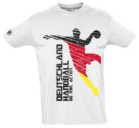 """DHB Shirt """"PLAYER"""" weiß"""