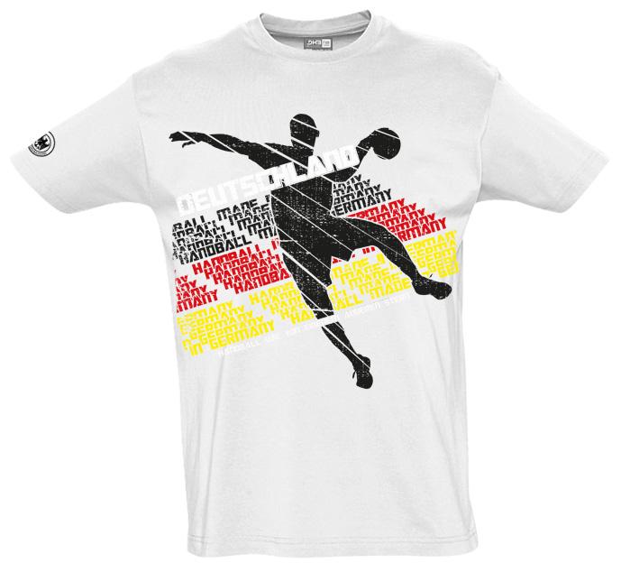 DHB Shirt New-Wave weiß