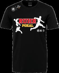 RUHR-POKAL T-Shirt schwarz