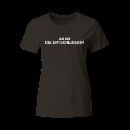 Ehrenamt - ICH BIN DIE ENTSCHEIDERIN - WOMEN