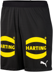 Puma DHB Away Shorts mit Sponsoren