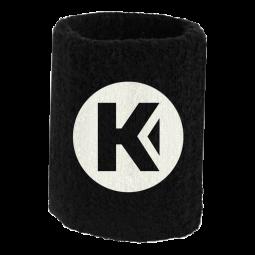 Kempa Schweissband 9cm schwarz