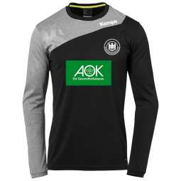 Kempa DHB Original Warm-Up Shirt der Männernnationalmannschaft - MIT ALLEN SPONSOREN