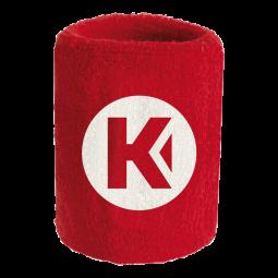 DHB Maßnahmen Kempa Schweissband 9cm rot