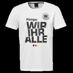 Wir Ihr Alle T-Shirt weiß