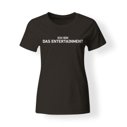 Ehrenamt - ICH BIN DAS ENTERTAINMENT - WOMEN